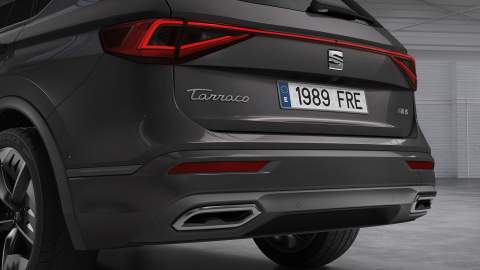 SEAT Tarraco FR goes PHEV while CUPRA shows off EV Tavascan SUV concept