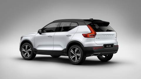 Volvo XC40 Twin Engine completes brand's full range of PHEVs