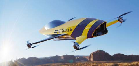 Flying EVs are a thing and they will be racing this year