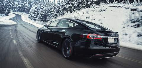 Tesla drivers do more miles per year than any other brand