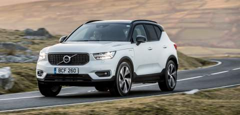Volvo extends XC40 Recharge PHEV lineup