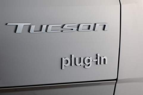 Hyundai Tucson goes plug-in for the first time