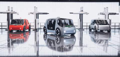 Quirky new EV mobility solutions from Citroen and Jaguar