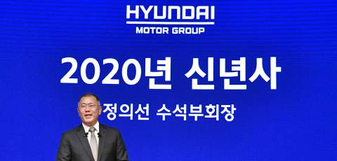 Hyundai Motor Group to double its EV fleet by 2025