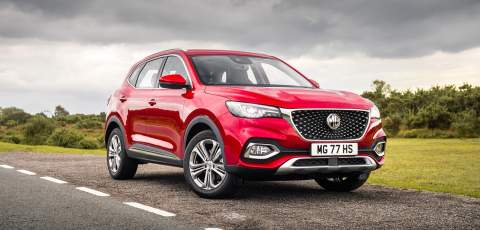 MG to bring a PHEV to the UK this year