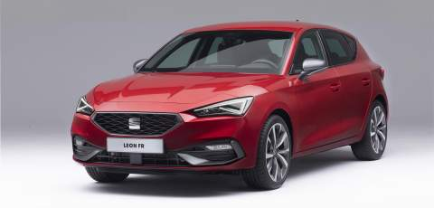 SEAT unveils all-new Leon, including a PHEV version