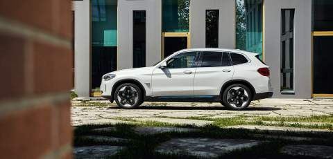 BMW iX3 EV to get 282bhp and 285 mile range