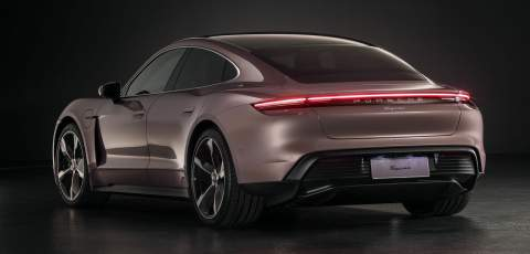 Porsche launches 'entry-level' Taycan in China
