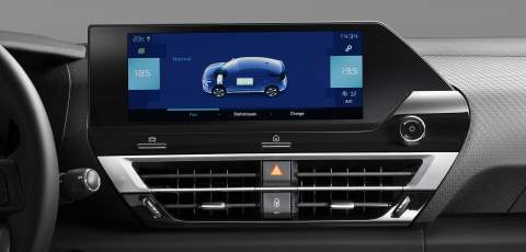 New Citroën ë-C4 makes global debut
