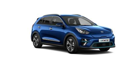 Kia e-Niro range expands to three-model line-up