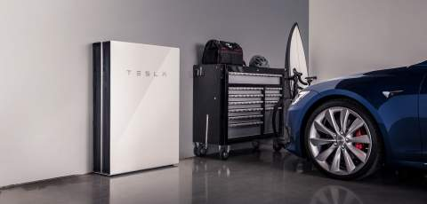Tesla applies to become energy supplier in the UK