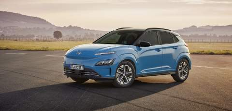 Hyundai Kona Electric updated