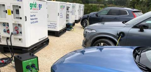 BMW partners with Off Grid Energy on second life batteries