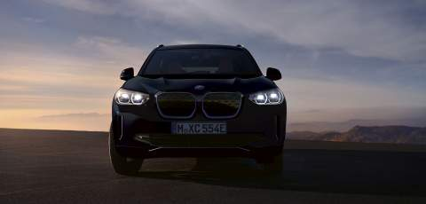 BMW iX3 pricing and specification confirmed