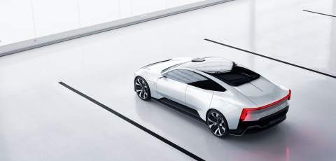 Polestar Precept on its way to production