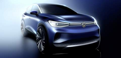 Volkswagen ID.4 edges closer to production