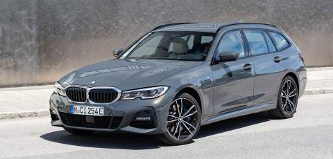 BMW introduces entry-level 3 and 5 Series PHEVs