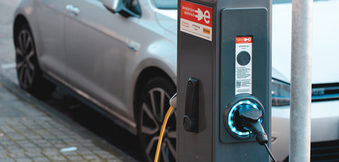 Government announces £50m charging boost