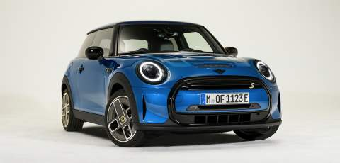 MINI Electric gets updated design and technology