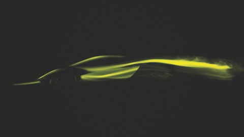 Lotus confirms world's first British electric hypercar