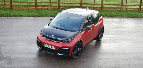 2020 BMW i3s review