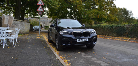 60 minute review: BMW X3 xDrive3.0e