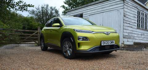 2020 Hyundai Electric Kona 64kWh review