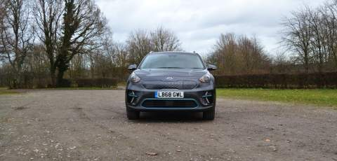 Front view of the Niro