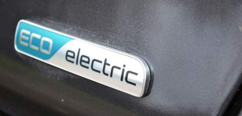 Eco-electric badge