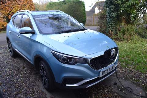 MG ZS EV In-Depth Review 2019