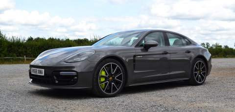 2019 Porsche Panamera Turbo S E-Hybrid review