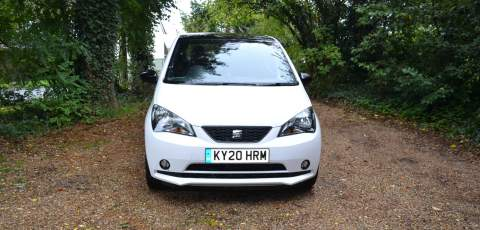 1 SEAT Mii Electric front